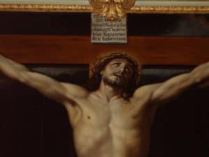 Champaigne La Crucifixion
